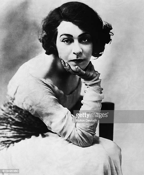 Alla Nazimova Russian actress