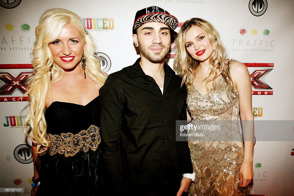 """X Factor"" Season 2 New York Premiere"