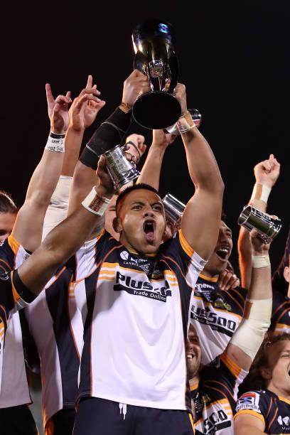 AUS: Super Rugby AU Final - Brumbies v Reds
