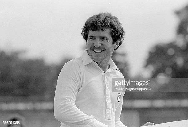 Allan Border of Australia during the Centenary Test between England and Australia at Lord's Cricket Ground, London, 28th August 1980.