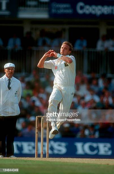 Allan Donald England v South Africa 3rd Test The Oval Aug 94