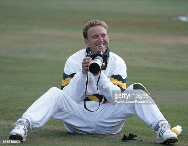 Allan Donald of South Africa at The Oval London 19th June 1994