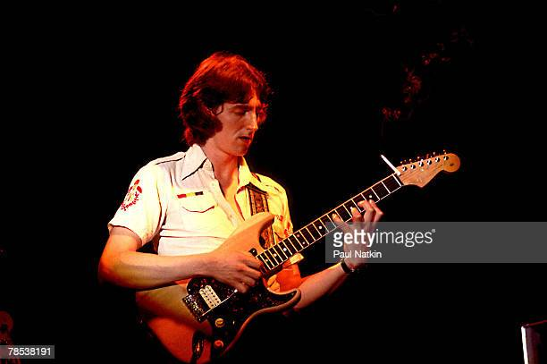 Allan Holdsworth on 9/14/83 in Chicago Il