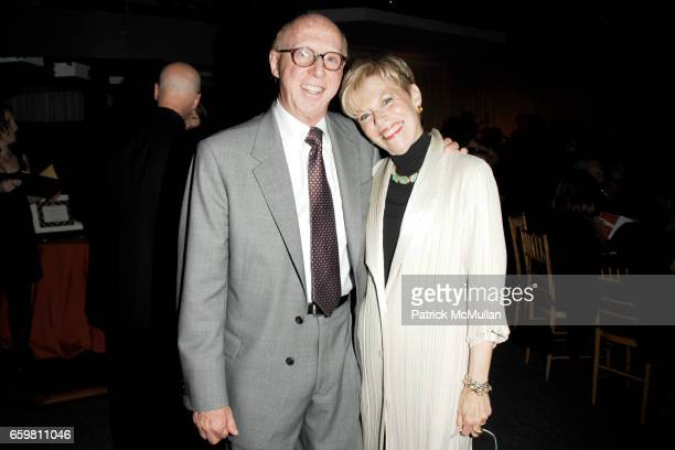 Allan Katz and Penny Katz attend American Folk Art Museum's Gala Celebrating Advocates for the Arts at Tribeca Rooftop on November 11 2009 in New York