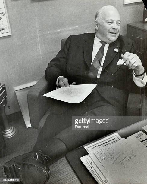 Allan Lamport 1960 - 1969