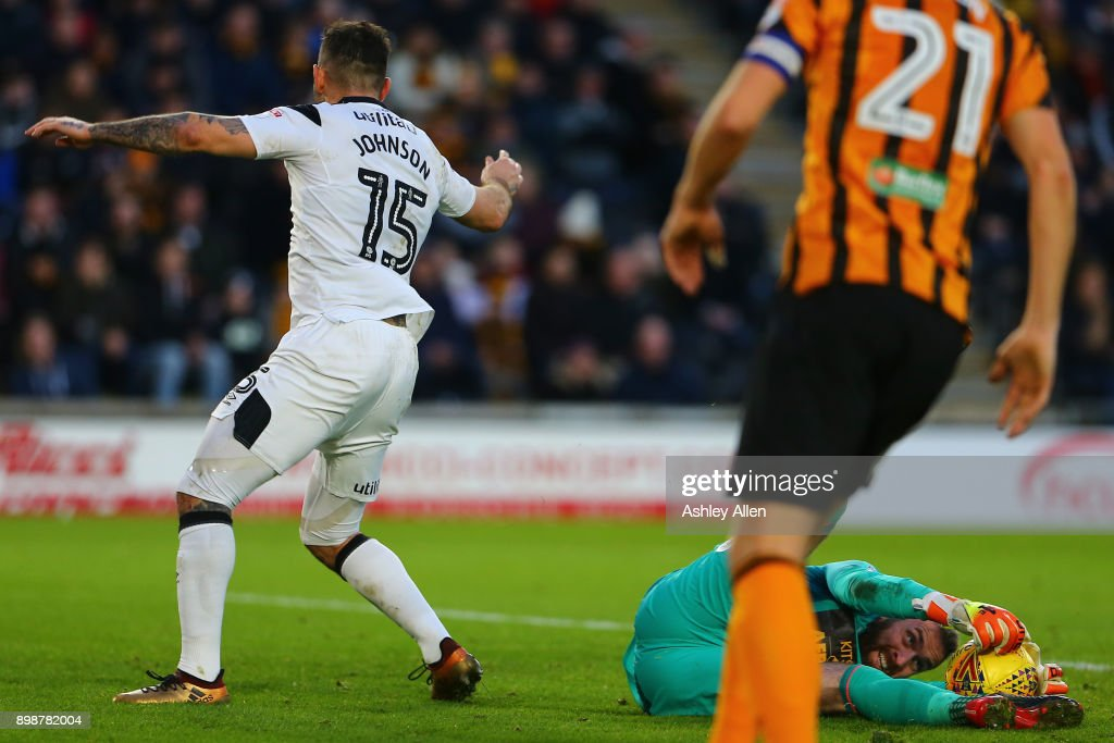 Hull City v Derby County - Sky Bet Championship
