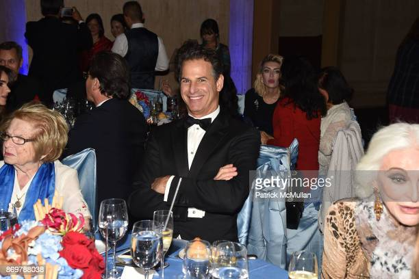 Allan Pollack attends China Institute 2017 Blue Cloud Gala at Cipriani 25 Broadway on November 2 2017 in New York City