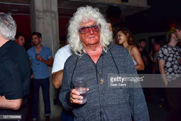 Allan Pollack attends STARMAKER Book Launch By Roger And Mauricio Padilha at Public Hotel on September 5 2018 in New York City