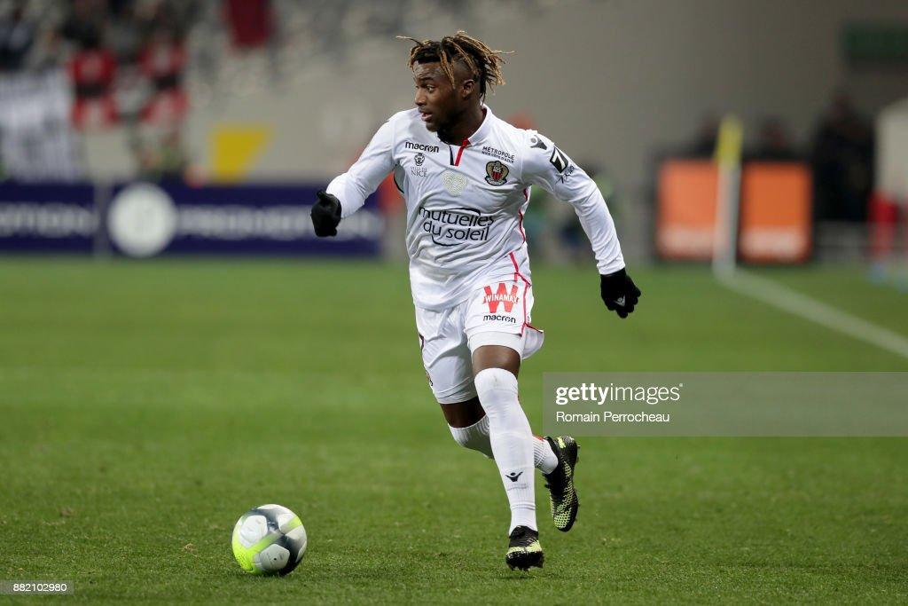 Toulouse FC v OGC Nice - Ligue 1 : ニュース写真