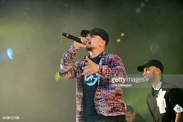 Allan 'Seapa' Mustafa performs in character as MC Grindah and Daniel Sylvester Woolford performs in character as Decoy of Kurupt FM from the hit BBC...