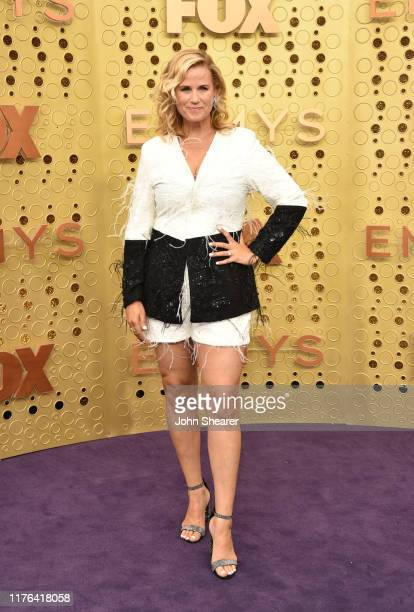 Allana Harkin attends the 71st Emmy Awards at Microsoft Theater on September 22 2019 in Los Angeles California