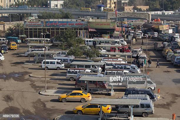Allawi garage .... Garage Alawi Iraq .. Baghdad Photography Rasoul Ali
