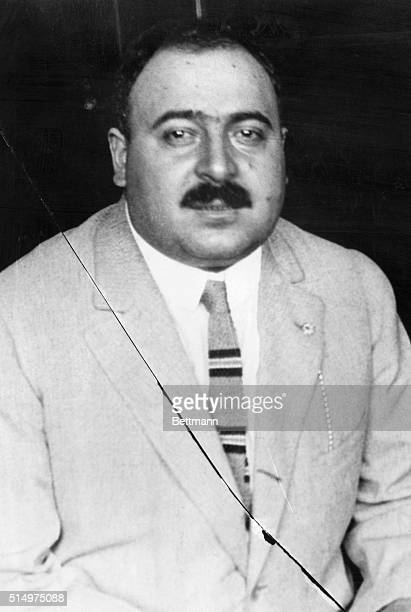 """Alleged """"King of the Underworld"""" of Chicago Slain. James Colosimo, the alleged uncrowned king of Chicago's underworld was assassinated in his cafe at..."""