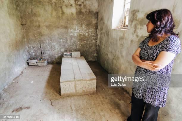 Alleged tomb of the prophet Hazkiel in Amadiya