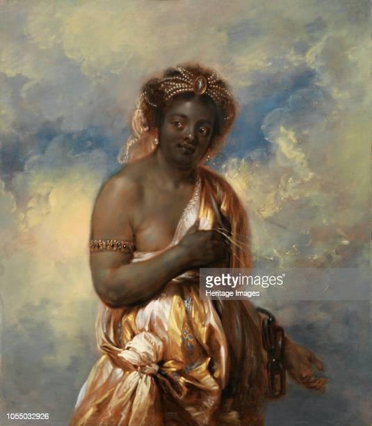 Allegory of Africa Found in the Collection of Liechtenstein Museum Artist Boeckhorst Jan