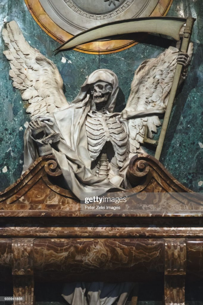 Allegory of Death : Stock Photo
