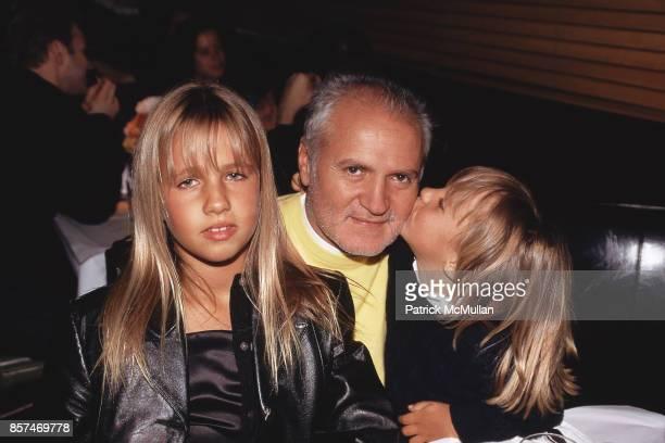 Allegra Beck Gianni Versace Daniel Beck May 2 1995
