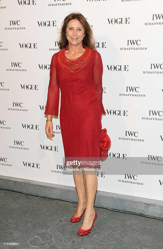 Allegra Bossi Pucci attends Vogue and IWC present 'Peter Lindbergh's Portofino' at 10 Corso Como on May 12, 2011 in Milan, Italy.