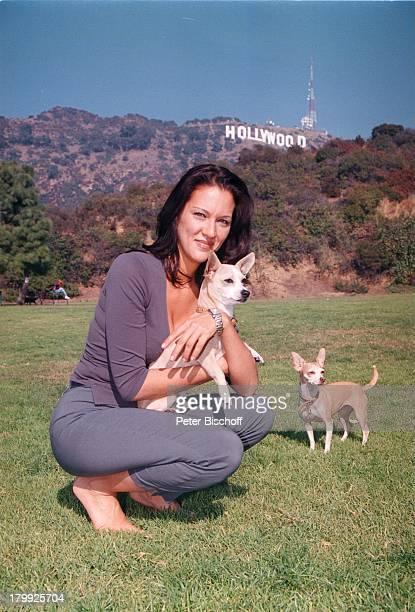 Allegra Curtis Los Angeles/Amerika/USAHund Tier