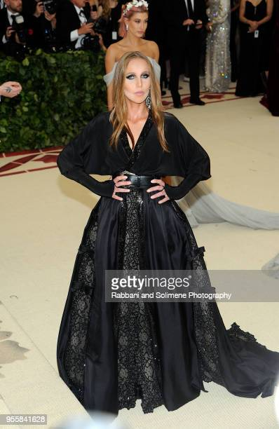 Allegra Versace attends Heavenly Bodies Fashion The Catholic Imagination Costume Institute Gala at the Metropolitan Museum of Art in New York City