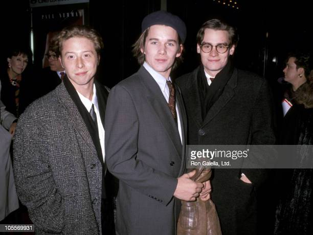 Allelon Ruggiero Ethan Hawke and Robert Sean Leonard