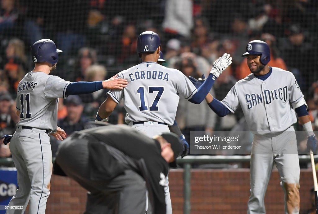 San Diego Padres v San Francisco Giants : News Photo