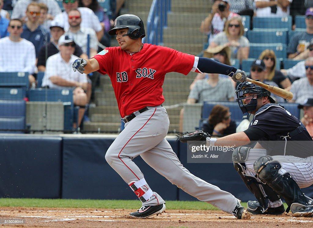 Boston Red Sox v New York Yankees : ニュース写真