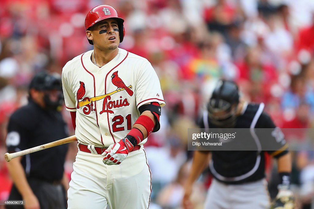 Pittsburgh Pirates v St. Louis Cardinals : News Photo