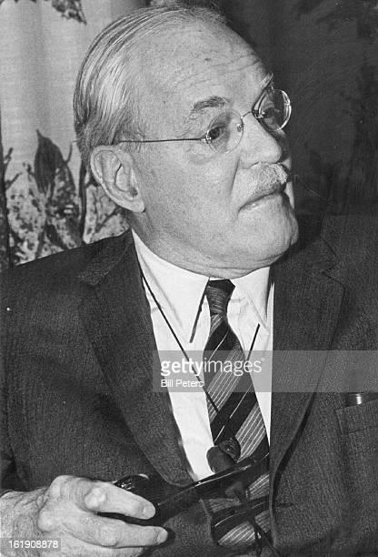 APR 15 1964 APR 18 1964 APR 19 1964 Allen Dulles Former CIA Director 'Cuba remains a constant danger to us'