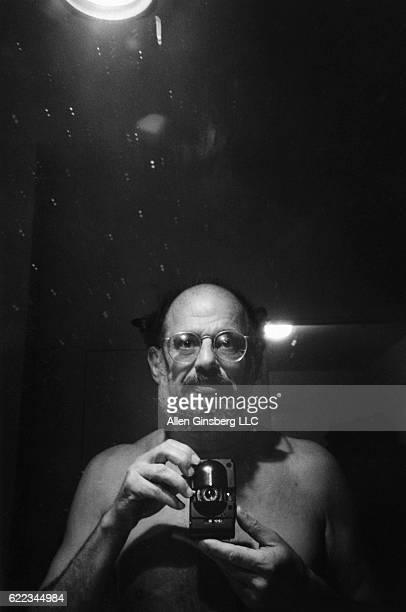 Allen Ginsberg Self-Portrait
