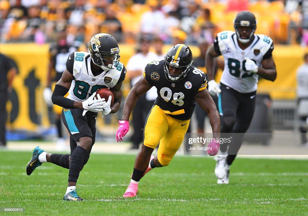 Jacksonville Jaguars vPittsburgh Steelers