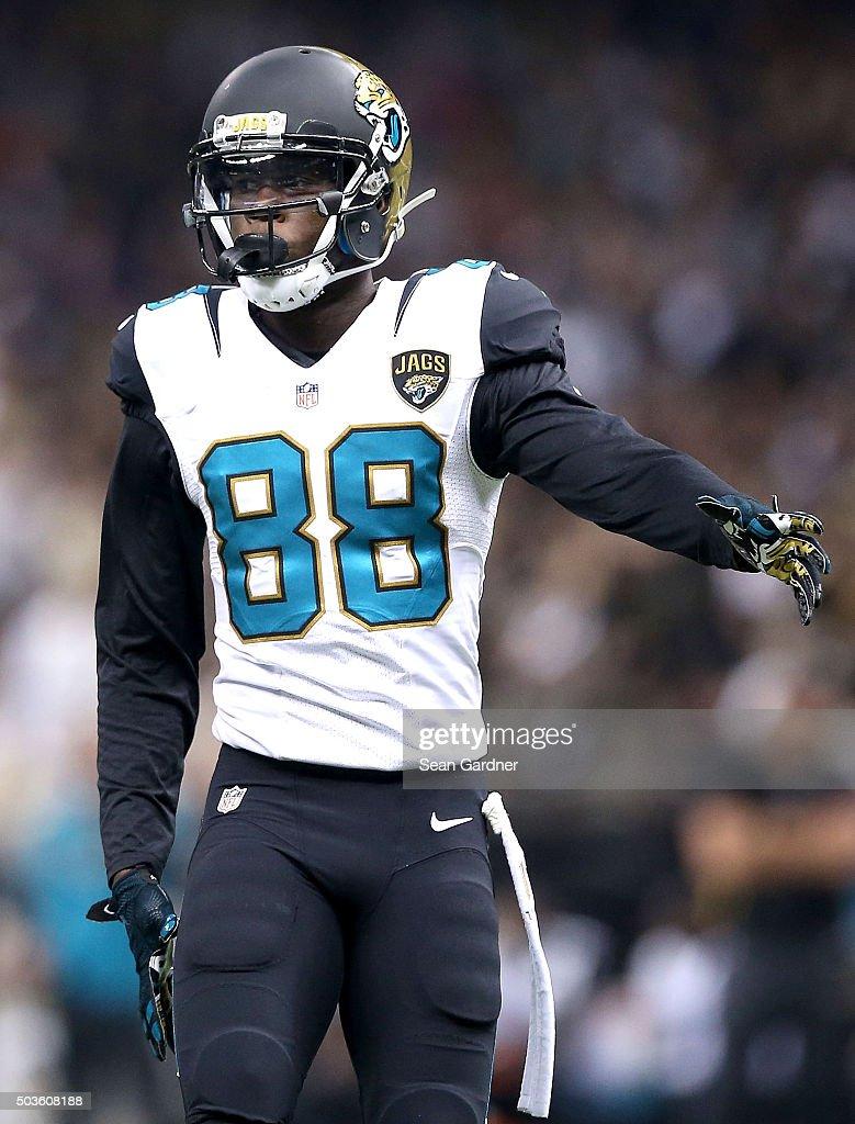 Jacksonville Jaguars v New Orleans Saints : News Photo