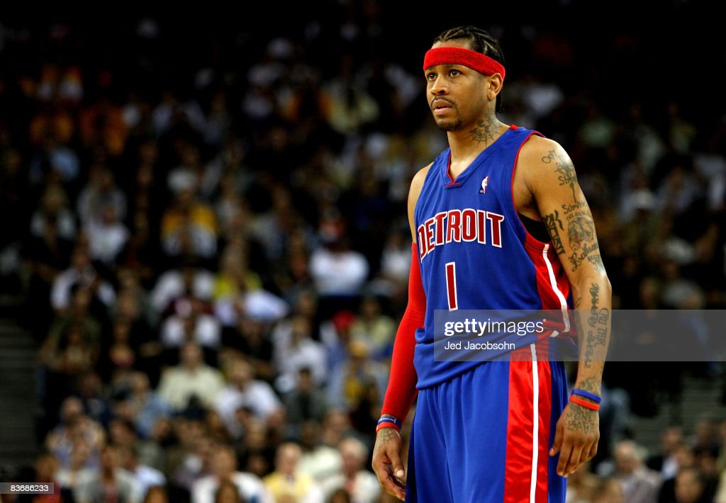 Detroit Pistons v Golden State Warriors : News Photo