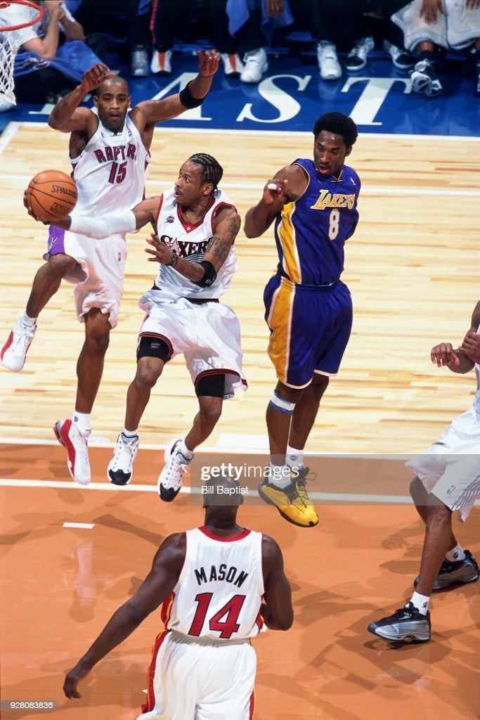2001 NBA All-Star Game : News Photo