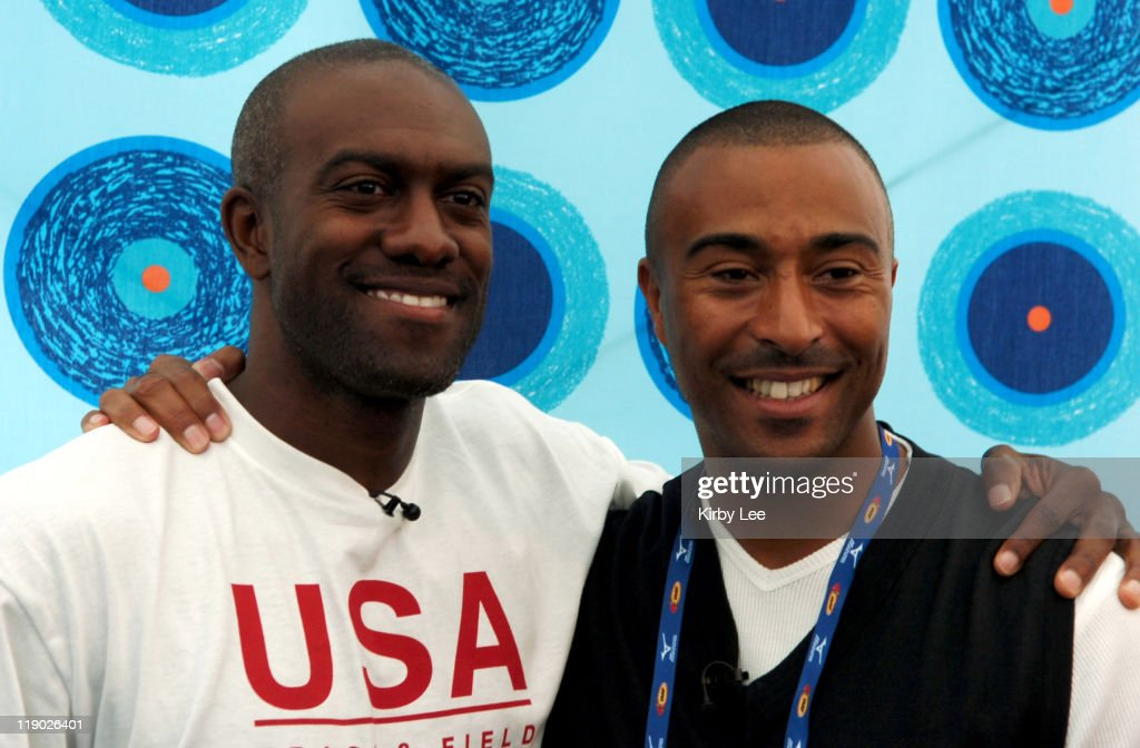 2005 IAAF World Championships in Athletics - Team USA Press Conference - August