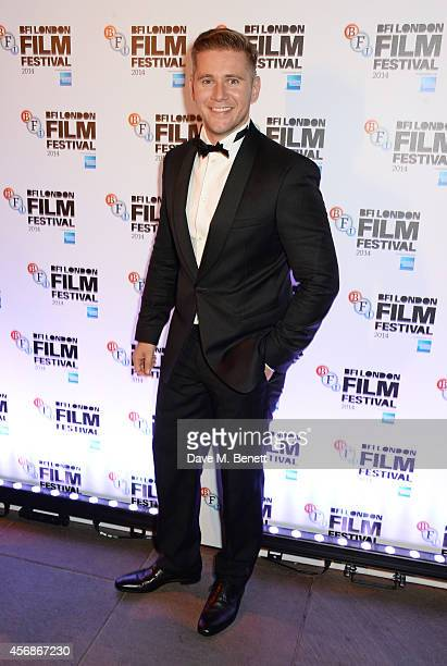 Allen Leech attends an after party following the Opening Night Gala Screening of 'The Imitation Game' during the 58th London Film Festival at The...