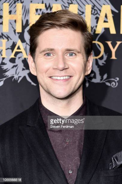 Allen Leech attends Bohemian Rhapsody New York Premiere at The Paris Theatre on October 30 2018 in New York City