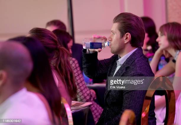 Allen Leech attends FIJI Water at Newport Beach Film Festival Fall Honors and Variety's 10 Actors to watch on November 03 2019 in Newport Beach...