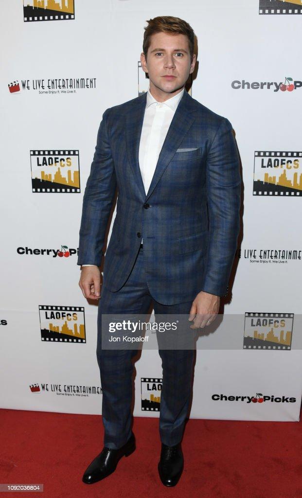2nd Annual Los Angeles Online Film Critics Society Award Ceremony : News Photo