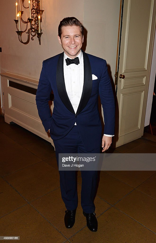 Allen Leech attends the BFI London Film Festival Awards at Banqueting House on October 17, 2015 in London, England.