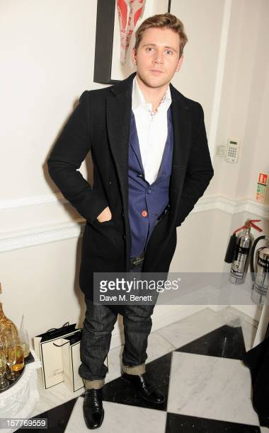 Allen Leech attends the launch of Temperley London's Mayfair flagship store on December 6 2012 in London England