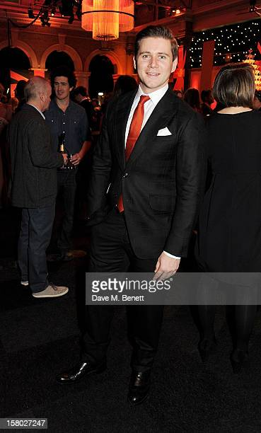 Allen Leech attends the Moet British Independent Film Awards at Old Billingsgate Market on December 9 2012 in London England