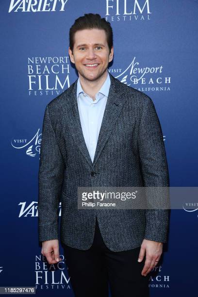 Allen Leech attends the Newport Beach Film Festival Fall Honors Featuring Variety's 10 Actors To Watch at The Resort at Pelican Hill on November 03...