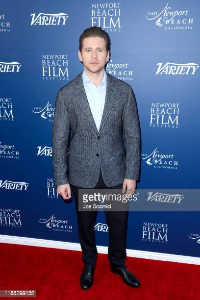 Allen Leech attends the Newport Beach Film Festival Fall Honors And Variety's 10 Actors To Watch presented by Visit Newport Beach and the Newport...