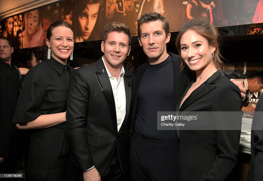 Vanity Fair And Genesis Celebrate The Cast Of Bohemian Rhapsody : News Photo