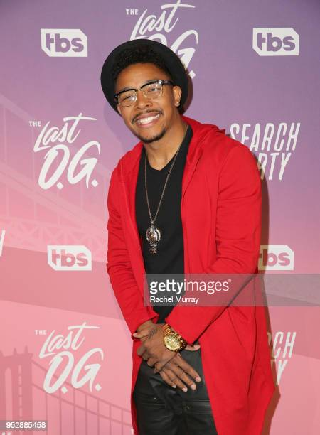 Allen Maldonado attends the For Your Consideration Red Carpet Event for TBS' Hipsters and OG's at Steven J Ross Theatre on the Warner Bros Lot on...