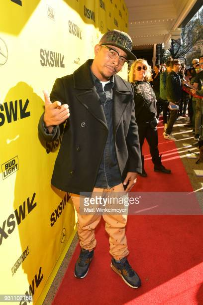 Allen Maldonado attends the 'The Last OG' Premiere 2018 SXSW Conference and Festivals at Paramount Theatre on March 12 2018 in Austin Texas