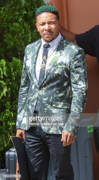 Allen Maldonado is seen on July 23 2018 in New York City