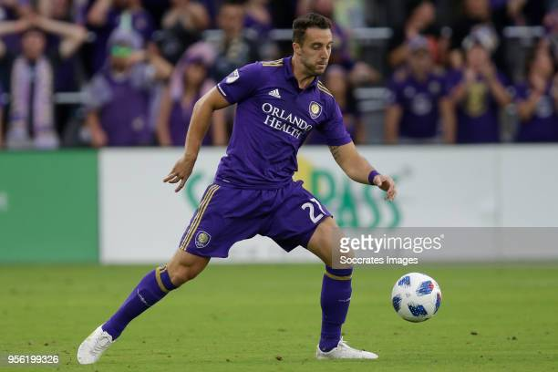 Allen of Orlando City during the match between Orlando City v Real Salt Lake on May 6 2018