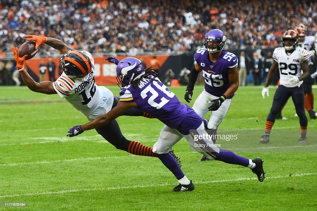 Minnesota Vikings v Chicago Bears : ニュース写真